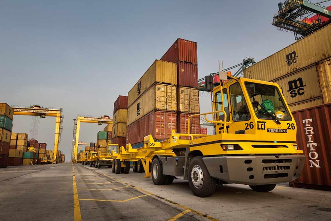 Terberg-Yard-Tractors-at-work-at-LCT-Terminal,-Togo.